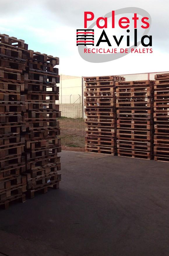 Palets vila palets reciclados y nuevos - Reciclaje de palet ...